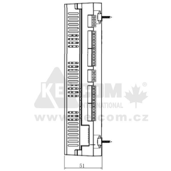 CAS DH. Strana 1. UŽIVATELSKÝ MANUÁL – NÁVOD K OBSLUZE Indikátor DH je standardně napájen přímo ze sítě AC 230V/50Hz.