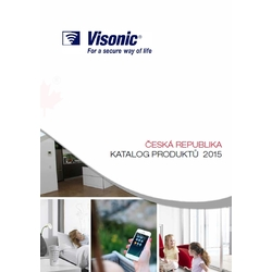 KELCOM International Katalog Visonic 2015
