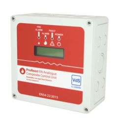 Thermocable (flexible elements) ProReact EN analog monitor