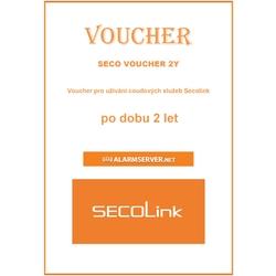 SECOLink SECO VOUCHER 2Y